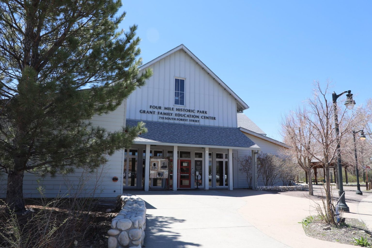 Four Mile Historic Park